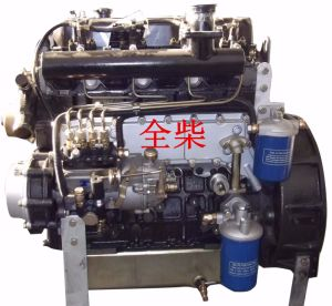 4-cilinder Dieselmotor voor Verkoop voor Genset