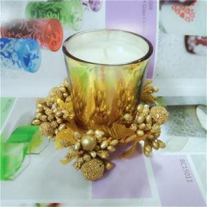 Galvanisierende Glaskerzen mit 5% gerochen