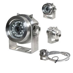 Wasserdichte anti-explosive Kamera mit dem 1m Stapel für Gas-LKW