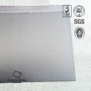 Verstärktes Graphitblatt mit dem 0.2mm Metall