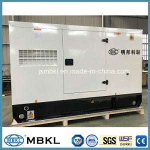 Mbkl 3 de Diesel Genset van de Fase 64kw/80kVA met Diesel van de Motor Perkins Stille Generator