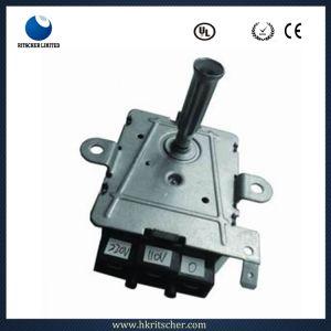 Motores de engranajes para horno/Bloqueo automático de puertas/válvula de control de la arandela Disher