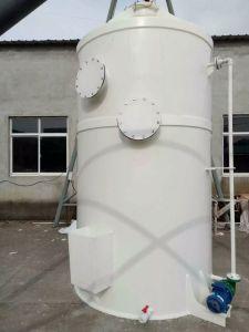 HDPE de Horizontale Vlakke Tank van het Water van de Bodem