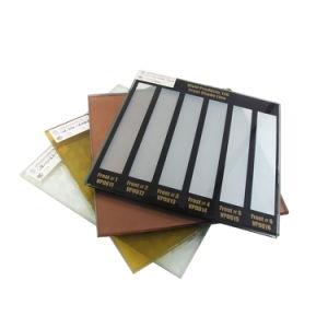 3мм-25мм закаленного плоского четких закаленное защитное стекло для душевой