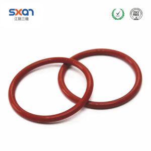 China Fábrica Oringal Borracha de vedação de borracha de silicone de alta temperatura o Anel O