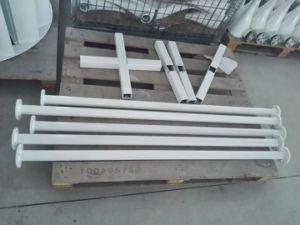 800W 12V/24V horizontaler Mittellinien-Wind-Turbine-Generator
