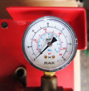 Teste de Pressão No-Electric Bomba com material da válvula de bronze (HSY30-5)