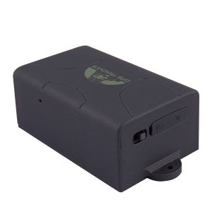 Vehículo impermeable magnético coche GPS Tracker Tk104 con batería de 1000mA