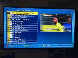 Ipremium 4Kの英語はインドチャネルのアンドロイド6.0 TVボックスを遊ばす