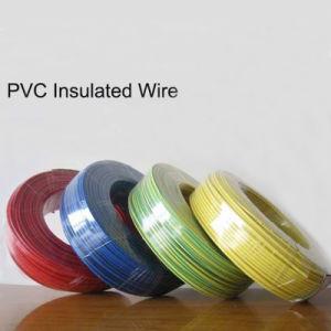 Residencial casa Insualted PVC cobre do fio do Prédio Elétrico Flexível