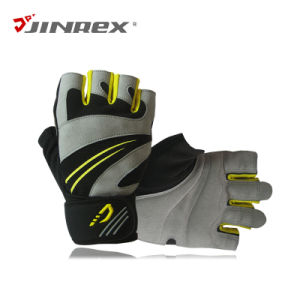 Fitness Half Finger Weight Face lift Sports Equipment Workout Gym Gloves training