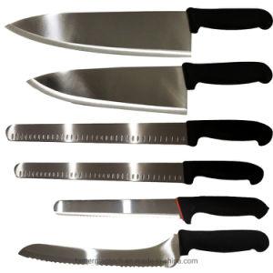 Los más votados Professional cuchillo de cocina, Chef cuchillo rebanador de 6 pulgadas y a 14pulg.