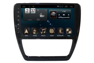 차 GPS를 가진 폭스바겐 Sagitar 인치를 위한 차 영상에 있는 인조 인간 6.0 시스템 차 DVD