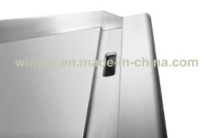 Commercial Griddle électrique en acier inoxydable avec certificat CE (GT500)