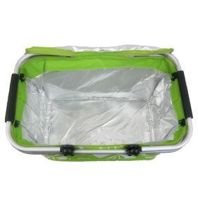 Isolation en alliage aluminium de haute qualité de l'allaitement conteneur sac du refroidisseur