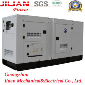 Guangzhou générateur diesel de haute qualité en usine le silence de 100 kilowatts