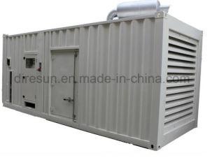 50KW do Motor Cummins Fabricante gerador diesel silenciosa da China Factory