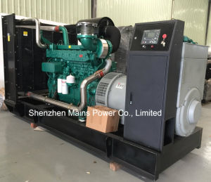 Reservekinetik 720kVA Yuchai Dieselgenerator des generator-720kVA Yuchai
