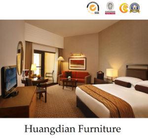 Usine commerciale directe Canapé contemporain 3 étoiles Chambre à coucher Mobilier de salle de l'hôtel Set (HD602)