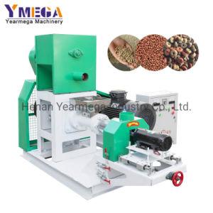 La Alimentación Animal automática máquina de fabricación de pellets flotan los peces se alimentan peletizadora