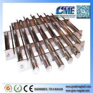 Tour de la grille de séparateur de bons prix magnétique