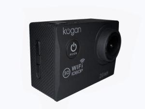 Kogan 1080P WiFi cámara de acción resistente al agua de la cámara deporte