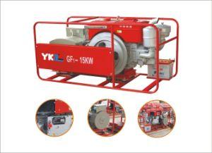 Grupo gerador diesel Arrefecidos a água (GF1)
