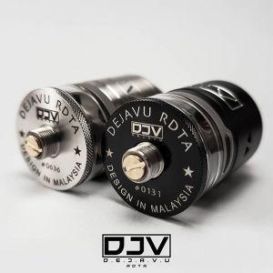 De hete Verkopende Diameter 2ml Dejavu Rdta/Djv Rdta van 25mm