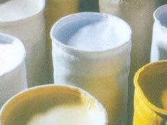Sacchetto filtro della polvere