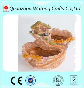 Оптовая торговля дешевые цены миниатюрный сочные Flowerpot Polyresin материала