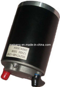 90 mm de longitud 150 mm-195mm 12V-150V CC 0.58nm-1.2nm del Motor ZYT PMDC (90)