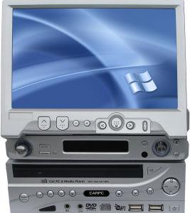 차 PC 붙박이 GPS/DVD/3G/DVB-T (HP-PC3000)