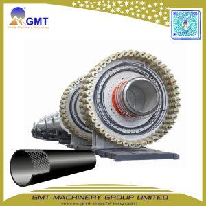 Espulsore Twisted di rinforzo resistente all'uso del tubo del filo di acciaio del PE del PVC che fa macchina