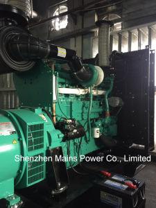 625kVA Puissance en mode veille générateur diesel Cummins MC625D5 générateur Cummins