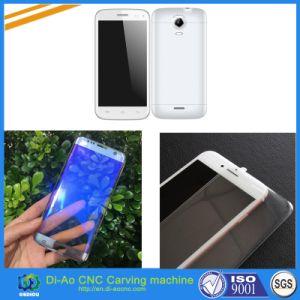 China 3 cabeças de corte CNC Máquina para vidro Telefone, tela Telefone, metal, Protetor de Tela e Protector de vidro temperado