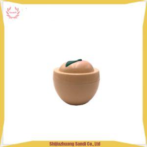 ふたが付いているカスタマイズされたフルーツの形の多彩で装飾的なプラスチック瓶