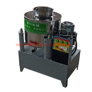 Пищевые масла центрифужного масляного фильтра машины