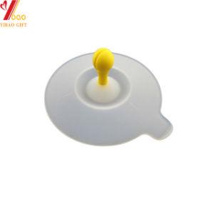 En silicone de qualité alimentaire personnalisé adorable tasse couvrir