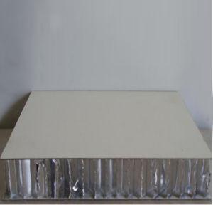 20mm en aluminium Honeycomb matériau de garniture de panneau décoratif ignifugé