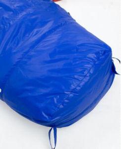 卸し売り屋外のキャンプのミイラの白いアヒルの寝袋