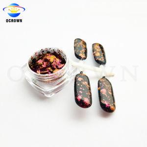 カメレオンカラー変更の顔料の雲母粉の真珠の顔料の薄片