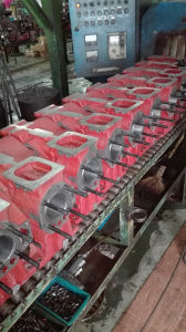 ディーゼル機関(Zs195nl)を冷却する12HPコンデンサー4ストローク
