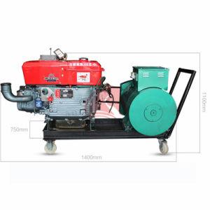 15kw gerador diesel Zs1115 Geral (DG-15)