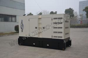 113kVA Cummins ha alimentato l'insieme di generazione diesel silenzioso con Ce/ISO