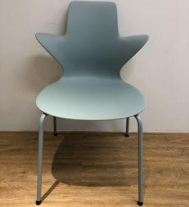 bunter Plastikesszimmer-Stuhl des Entwurfs-2018new
