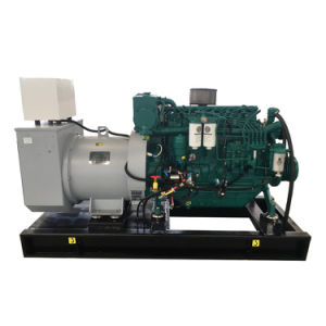 CCS는 판매를 위한 물에 의하여 냉각된 사용한 바다 발전기를 승인했다