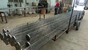 Silikon-Staub-Filtertüte-Rahmen-Fertigung