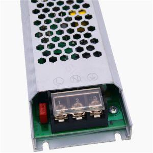 200W 12V alimentazione elettrica ultra sottile e sottile dell'interruttore per la casella chiara del LED