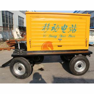 20kw gerador a diesel com Tralier
