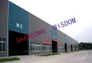 Stahlkonstruktion-Zwischenlage-Panel-Umhüllung-System für Fabrik